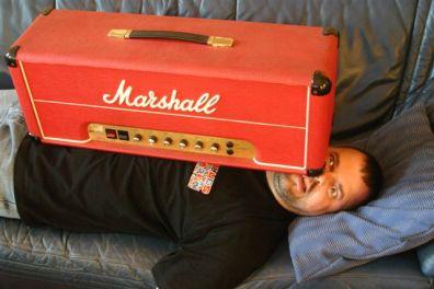 Marshall Unfall
